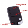 Mera Gadget HD Keychain Hidden Camera with Audio/Video Recording HD Sound Quality 32GB Memory Suppor